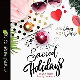 Sacred Holidays cover art