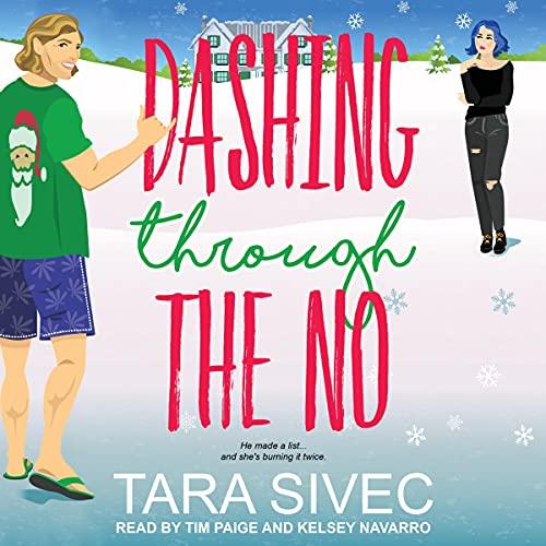 Dashing Through the No cover art