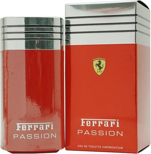 Ferrari Passion By Ferrari For Men. Eau De Toilette Spray 3.4 Ounces
