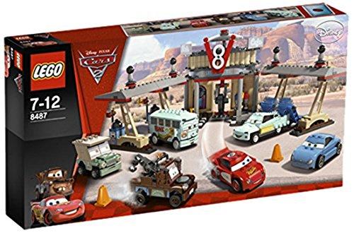 LEGO Cars 8487 - Flo's V8 Café