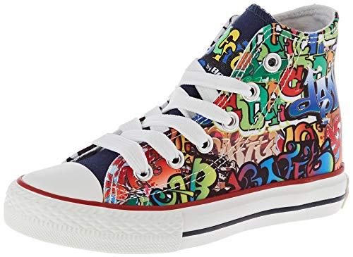 Zapatillas para Pintar Grafitti