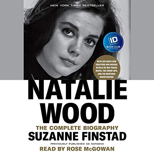 Natalie Wood cover art