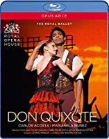 英国ロイヤルバレエ「ドン・キホーテ」(作曲:ミンクス)[Blu-ray]