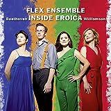 Beethoven, Williamson : uvres et transcriptions pour quatuors avec piano. Flex Ensemble.