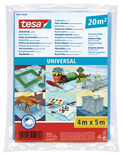 tesa Drop Cloth Universal