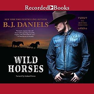 Wild Horses audiobook cover art