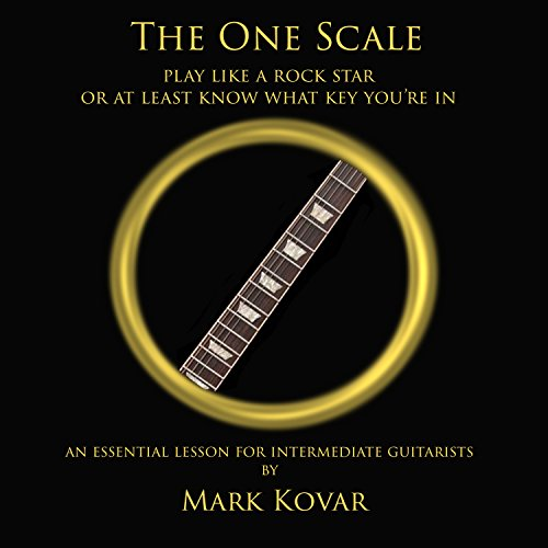 The One Scale audiobook cover art