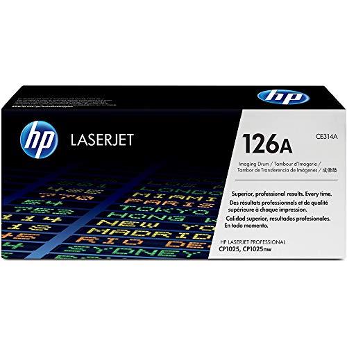 HP 126A CE314A Originaltrommel, HP LaserJet Pro Drucker, Schwarz
