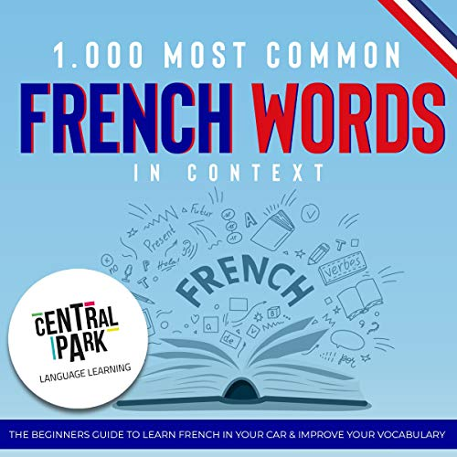 1.000 Most Common French Words in Context cover art