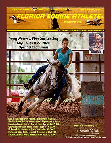 Florida Equine Athlete: September 2020 (English Edition