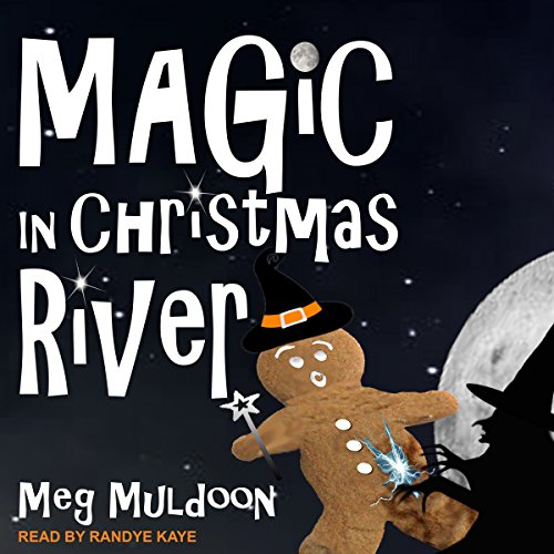 Magic in Christmas River audiobook cover art