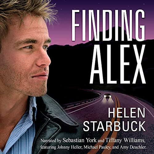 Finding Alex Audiobook By Helen Starbuck cover art