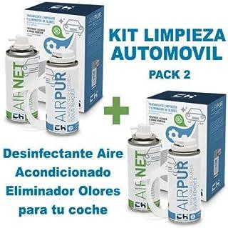 REPORSHOP - 2 Airnet + 2 Airpur LimpiadorEliminador Olores En ...