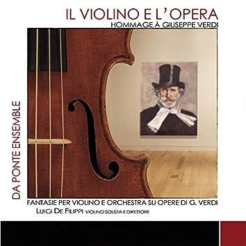 Il violino e l'opera - Hommage à Verdi