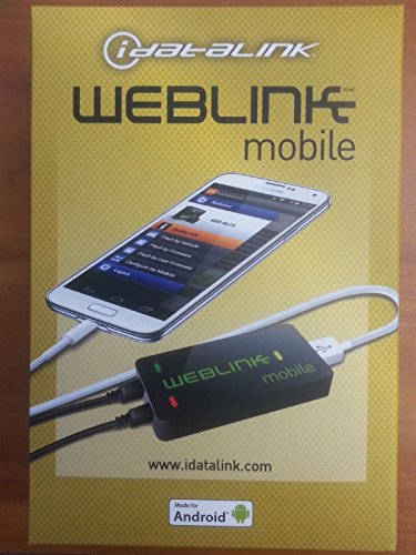 iDatalink ADS-WLM-AN1 Weblink Mobile Cable Accessory