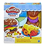 Best Play-Doh Play Kitchens - Play-Doh Kitchen Creations Burger and Fries Set Review