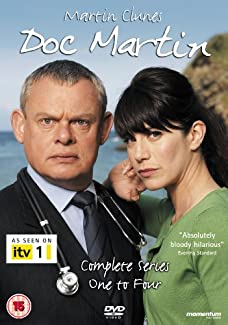 Doc Martin - Complete Series One To Four