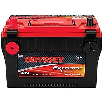 Odyssey 34/78-PC1500DT Automotive and LTV Battery