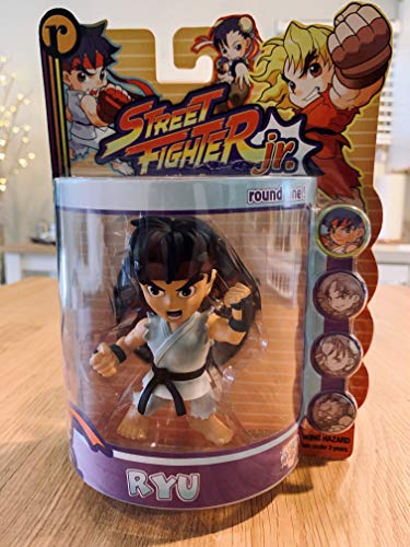 STREET FIGHTER JR. Ryu ACTION FIGURE