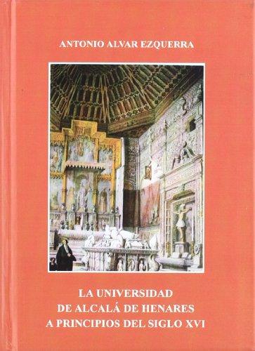 La Universidad de Alcalá de Henares a principios del S. XVI: 10 (Otras Publicaciones)