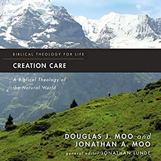 Creation Care: Audio Lectures cover art