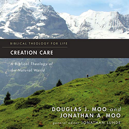 Creation Care: Audio Lectures audiobook cover art