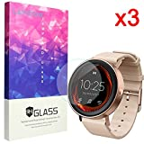 Misfit Vapor Screen Protector, Lamshaw 9H Tempered Glass Screen Protector for...