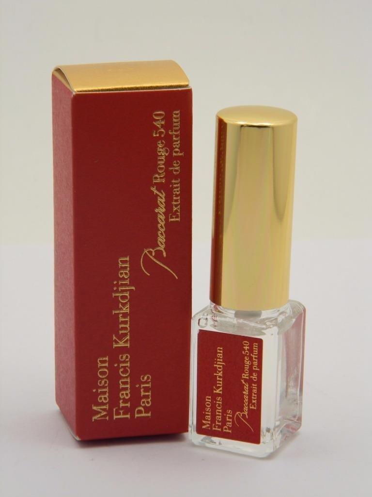 Kurkdjian Baccarat Rouge 220 EXTRAIT Parfum   220ml 20.20 fl oz Travel  Refillable
