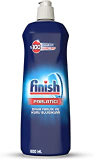 Finish Dishwasher Rinse Aid Liquid Original, 800 ml