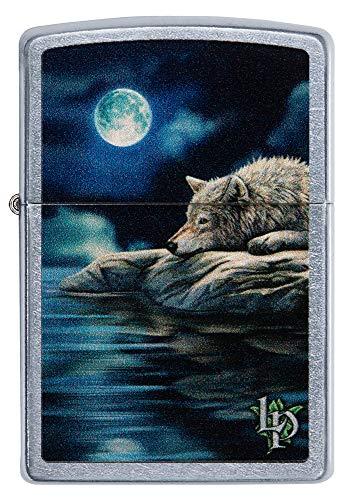 Zippo Lisa Parker - Lying Wolf - Street Chrome - Spring 2019 - 60004493