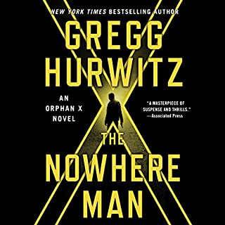 The Nowhere Man     Evan Smoak, Book 2              Written by:                                                                                                                                 Gregg Hurwitz                               Narrated by:                                                                                                                                 Scott Brick                      Length: 12 hrs and 12 mins     51 ratings     Overall 4.6