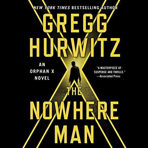 Page de couverture de The Nowhere Man
