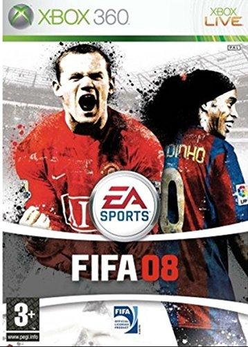 FIFA 08 (Xbox 360) [Import UK]