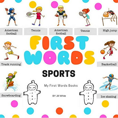 First Words: Sports audiobook cover art