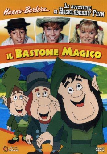 Le Avventure Di Huckleberry Finn  - Il Bastone Magico (Ed. Limitata) [Italia] [DVD] 🔥