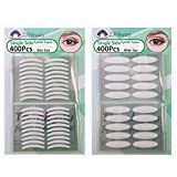 2 Packs Natural Invisible Single-Sided Eyelid Tapes...