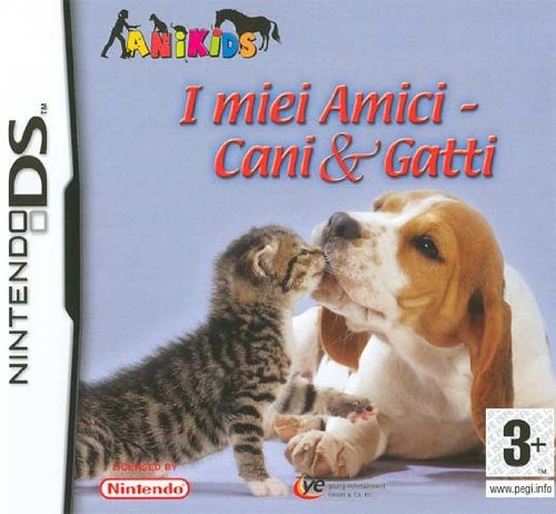 Eidos My Friends Dogs and Cats - Juego (Nintendo DS, Niños, E (para todos))