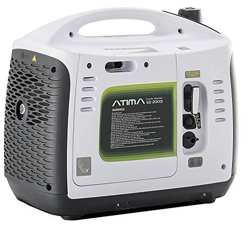 Atima SD2000i 1600 W portable Inverter Ultra Silencieux