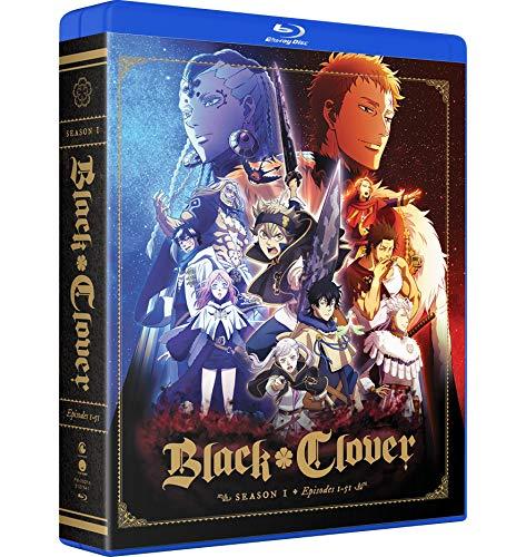 Black Clover: Season 1 Blu-ray + Digital