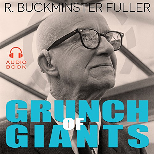 Grunch of Giants audiobook cover art
