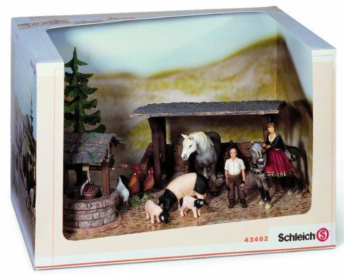 SCHLEICH 43402 - Spielset - Ritterwelt