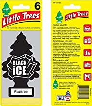Air Freshener - LITTLE TREES 'Tree' - 'Strawberry' Fragrance MTR0013 - For Car Home - 1 Unit
