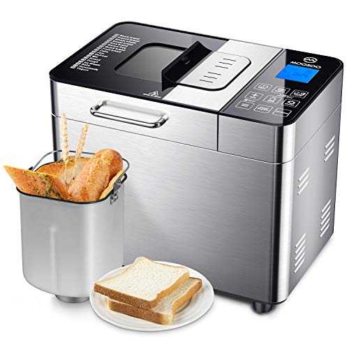 MOOSOO Bread Machine with Automa...