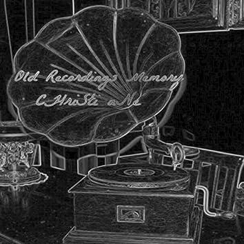 Old Recordings Memory CD 1