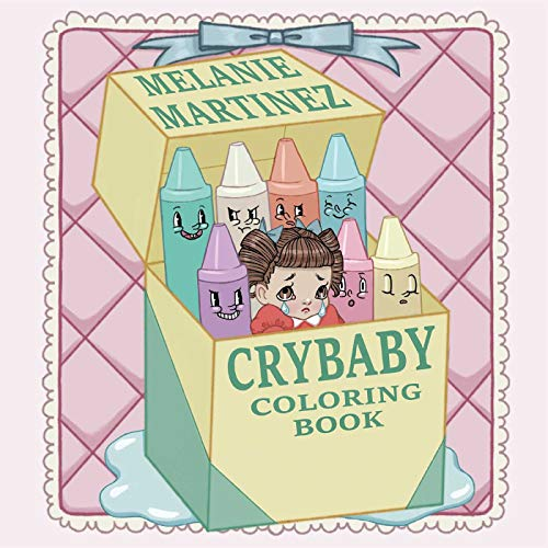 Price comparison product image Cry Baby Coloring Book