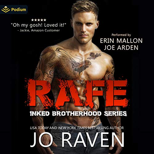 Rafe Audiobook By Jo Raven cover art