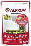 アルプロン トップアスリートシリーズ ホエイプロテイン100 ストロベリー(3kg)