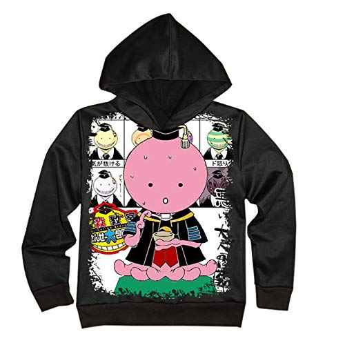 HOSD Anime Ropa suéter suéter con Capucha