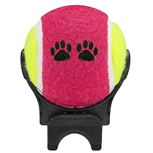 E-PLG Smartphone Attachment Selfie Stick für Haustiere - Pet Selfie Stick - Pet Agility Training - Spielzeug für Haustiere (blauer Selfie Stick)