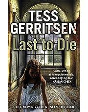 Gerritsen, T: Last to Die